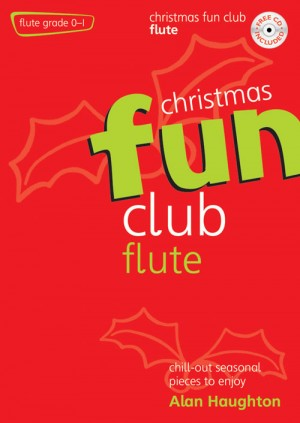 Haughton: Fun Club Christmas - Flute