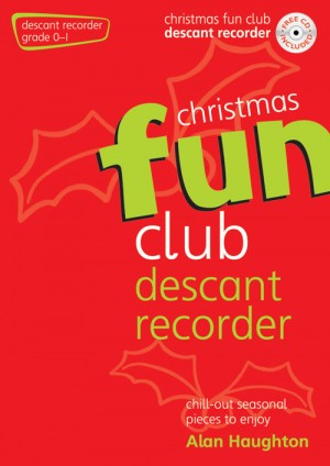 Haughton: Fun Club Christmas - Descant Recorder