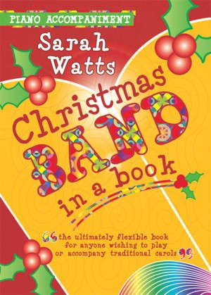 Christmas Band In A Book - Piano Accompaniment