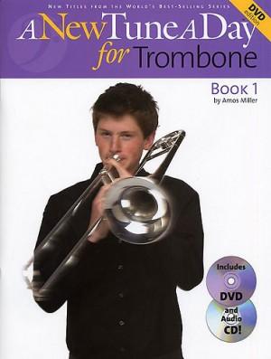 A New Tune A Day: Trombone - Book 1 (DVD Edition)