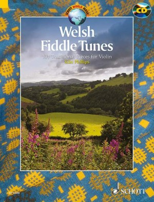 Welsh Fiddle Tunes Product Image