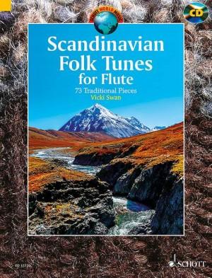 Swan, V: Scandinavian Folk Tunes for Flute