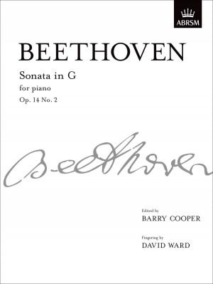Ludwig van Beethoven: Sonata In G Op.14 No.2