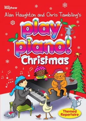 Play Piano! Christmas