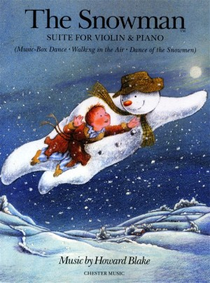 Howard Blake: The Snowman Suite (Violin/Piano)