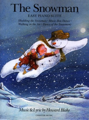Howard Blake: The Snowman - Easy Piano Suite Product Image