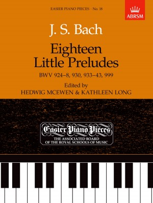 Johann Sebastian Bach: Eighteen Little Preludes