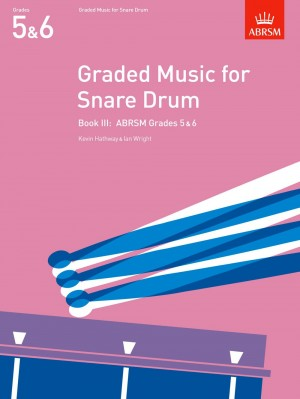 Graded Music for Snare Drum, Book III Product Image