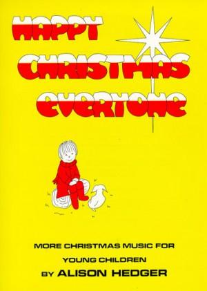 Alison Hedger: Happy Christmas Everyone