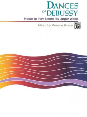 Claude Debussy: Dances of Debussy