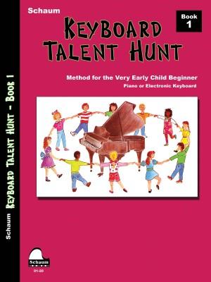 John W. Schaum: Keyboard Talent Hunt