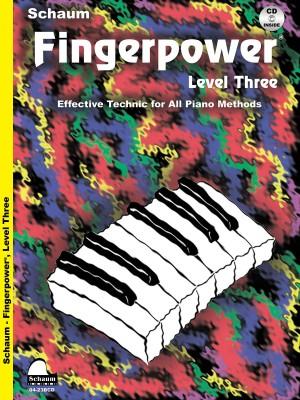 John W. Schaum: Fingerpower