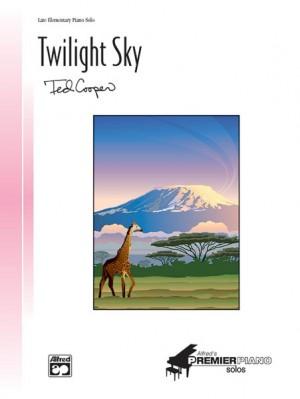 Ted Cooper: Twilight Sky