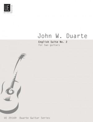 Duarte, J W: Duarte English Suite No.2 2gtr Op.77