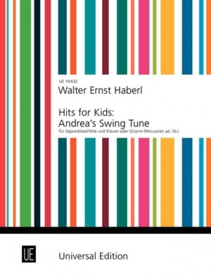 Haberl, W: Haberl Andrea's Swing Tune Rec Pft(gtr) Product Image