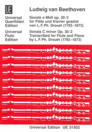 Beethoven, L v: Sonate op. 30/2