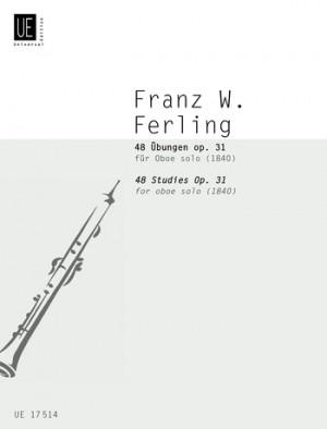 Ferling, F W: 48 Studies op. 31