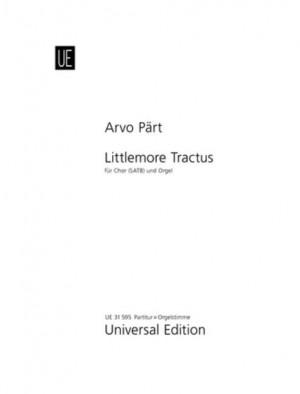 Paert, A: Littlemore Tractus