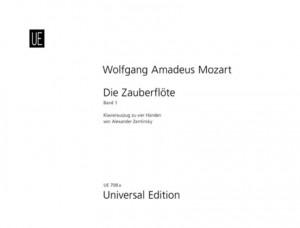 Mozart, W A: Mozart/zemlinsky Magic Flute I Pft 4h Band 1