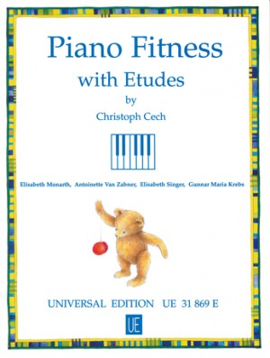 Cech, C: Piano Fitness with Etudes