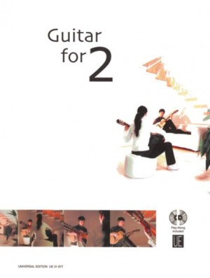 Guitar for 2 with CD  - Volume 1 Band 1