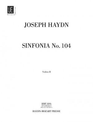 Haydn, J: Symphony No.104 Hob. I:104