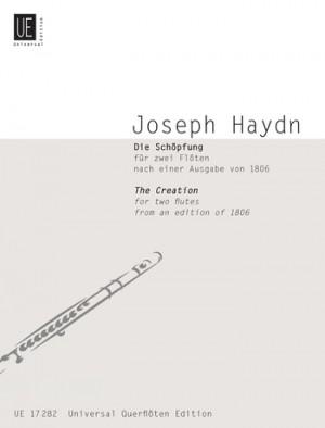 Haydn, J: Haydn The Creation 2 Fl