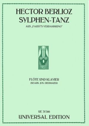 Berlioz, H: Berlioz Sylphen Dance Fl Pft