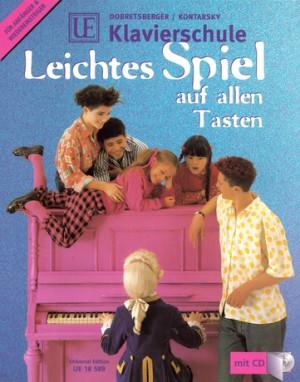 UE Klavierschule - leichtes Spiel auf allen Tasten