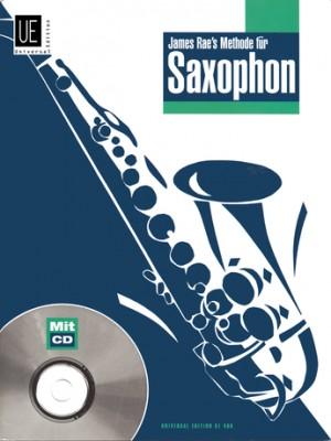 Rae, J: James Rae's Methode für Saxophon