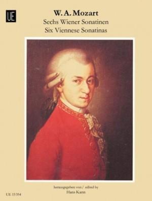 Mozart, W A: 6 Viennese Sonatinas KV 439b