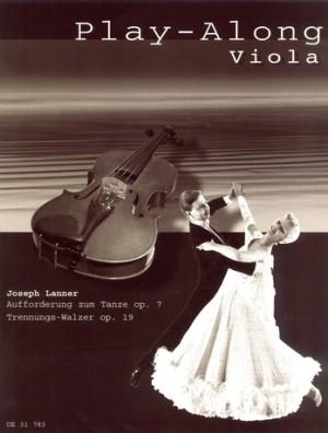 Lanner, J: Aufforderung zum Tanze op.7 - Trennungs-Walzer op.19