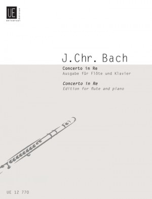 Bach, J C: Concerto