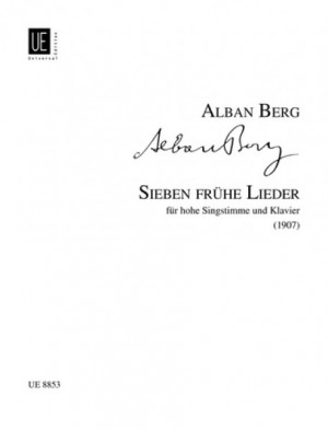 Berg, A: 7 Early Songs