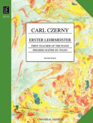 Czerny, C: First Primer op. 599