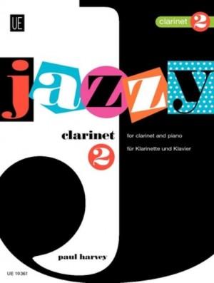 Harvey, P: Jazzy Clarinet 2 Band 2