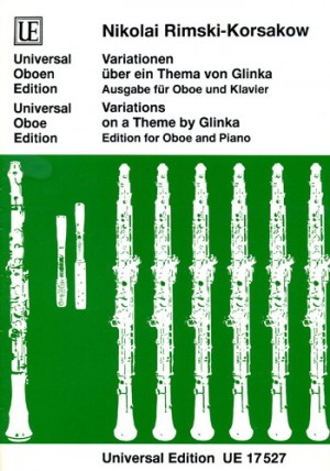 Rimsky-Korsakov, N: Rimsky Variations Ob Pft