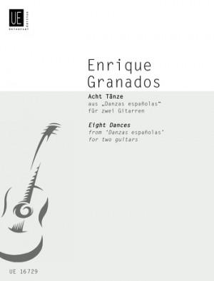 Granados i Campiña, E: Granados 8 Dances From Danzas Espanolas