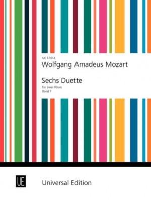 Mozart, W A: Six Duets Band 1