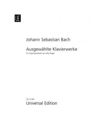 Bach, JS: Selected Piano Works