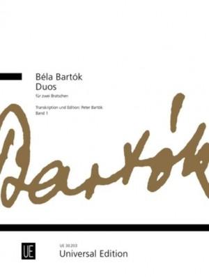 Bartok, B: Duets Band 1
