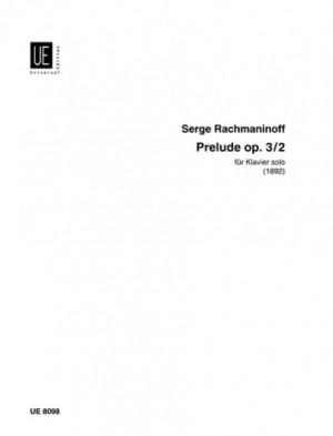 Rachmaninoff, S: Prelude C sharp minor  Op3/2 PF