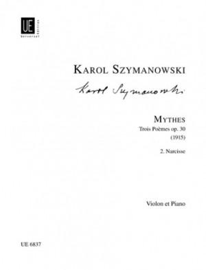 Szymanowski, K: Mythes: 2. Narcisse op. 30/2
