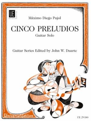 Pujol, M D: 5 Preludes