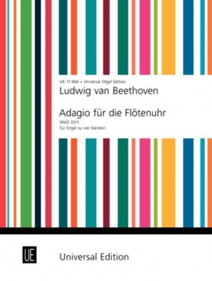 Beethoven, L v: Beethoven Adagio For The Musical Clock Woo 33/1