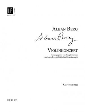 Berg, A: Violin Concerto