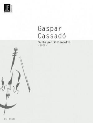 Cassadó, G: Suite Product Image