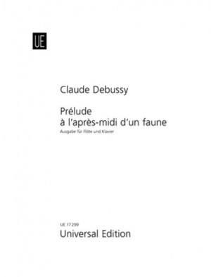 Debussy, C: Prelude on the Afternoon of a Faune