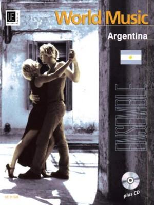 Collatti, D: Argentina with CD