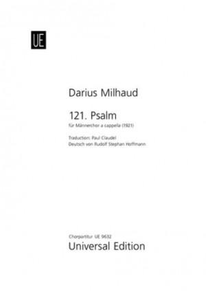 Milhaud, D: Psaume 121